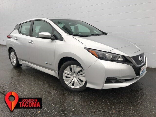 Pre-Owned 2018 Nissan LEAF S