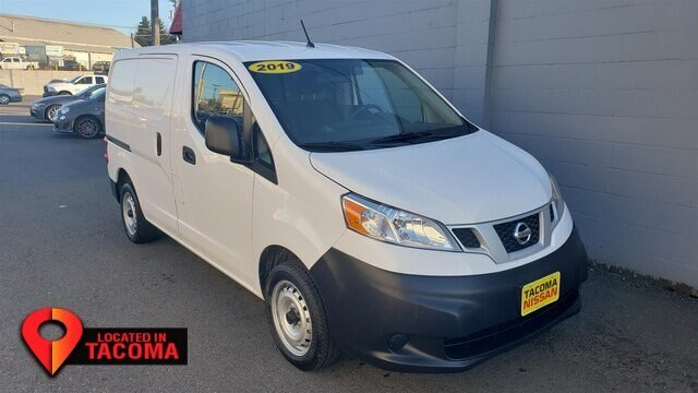 Pre-Owned 2019 Nissan NV200 S